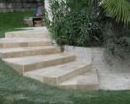 escalier en pierre SEYSSINET