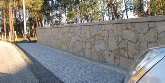 mur en pierre de taille (2) PORTUGAL