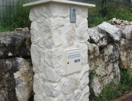 Pilier en pierre